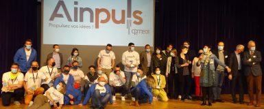 4ème édition d'Ainpuls, accélérateur de projets – 05/06/07 Mars 2021